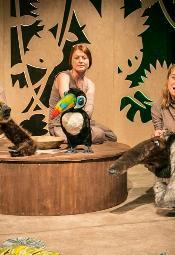 Wrocławski Teatr Lalek: Dżungla
