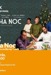 "Spotkanie z reżyserem i aktorami filmu ""Cicha Noc"""