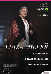 Opera w Multikinie: Luiza Miller