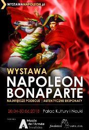 Napoleon Bonaparte - autentyczne eksponaty