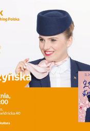 Olga Kuczyńska - spotkanie autorskie