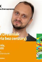 Wojciech Drewniak - spotkanie autorskie
