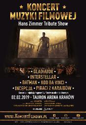 Koncert Muzyki Filmowej - Hans Zimmer Tribute Show