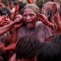 "Tubylcy - kanibale w horrorze ""The Green Inferno"" - The Green Inferno, Eli Roth"