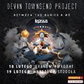 Devin Townsend Project na 2 koncertach w Polsce! - David, towsened, polska, koncert, muzyka, rozrywka, zabawa