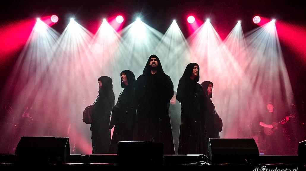 Gregorian zagrali w Warszawie! Dużo zdjęć! [ZDJĘCIA] - Gregorian, Gregorian w Warszawie, koncert Gregorian