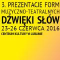 Festiwal D�wi�ki S��w - festiwal d�wi�ki s��w