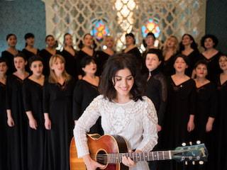 Katie Melua zagra w Polsce! Zobaczcie, gdzie wyst�pi artystka - katie melua w polsce, katie melua koncert, katie melua bilety