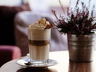 Przepis na aromatyczną kawę orzechową - kawa orzechowa,kawa smakowa, przepis na kawę, przepisy z kawy