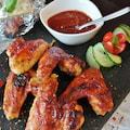 Przepisy na skrzydełka w różnych smakach - przepis na skrzydełka, przepis na kurczaka, jak zrobić kurczaka