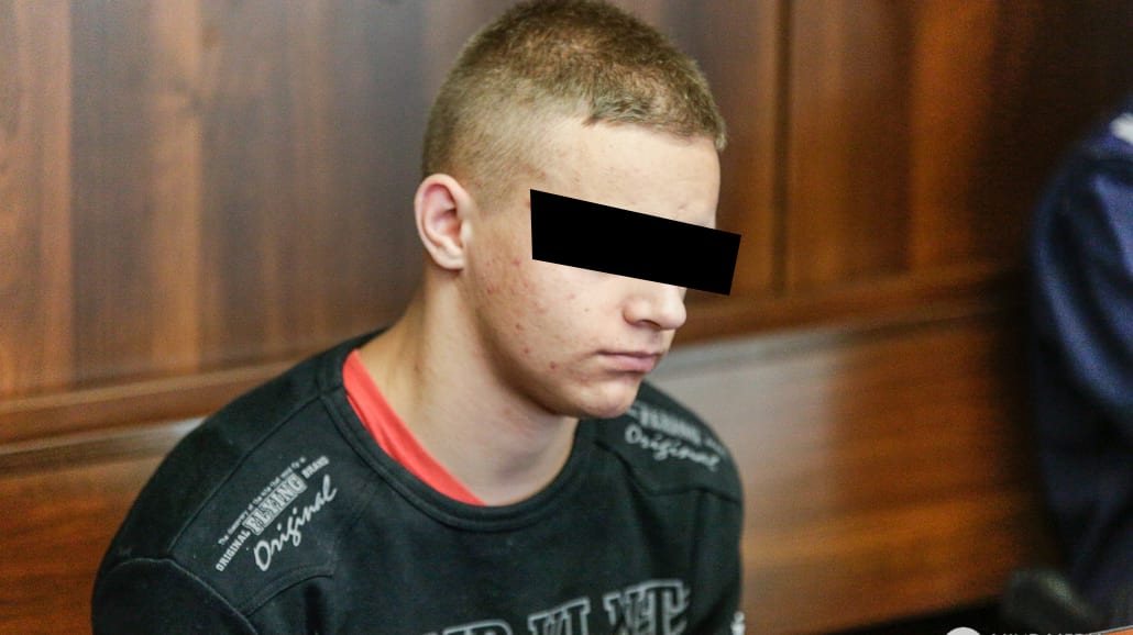 Skandaliczny wyrok za zabicie 15-latki! Zdj�cia z rozprawy zamordowanej Wiktorii [ZDJ�CIA] - zamordowana wiktoria, wiktoria krapkowice, morderstwo krapkowice