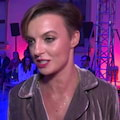Katarzyna Soko�owska o ikonach stylu, modzie i najnowszych trendach [WIDEO] - katarzyna soko�owska wywiad, top model, elle style awards