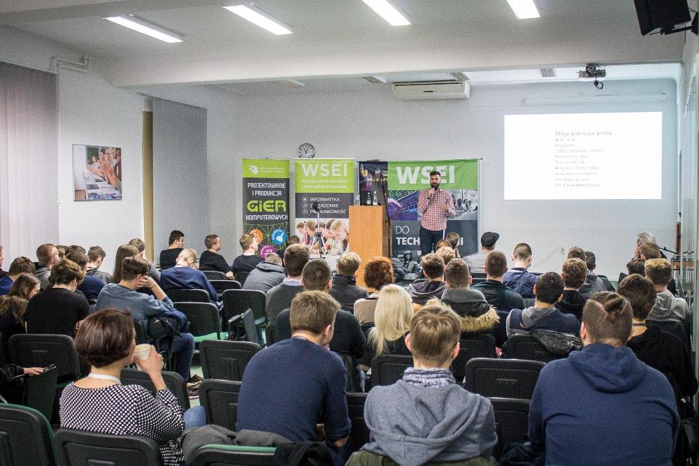 Young Tech Festival to coroczny festiwal & konferencja organizowany przez studentów.