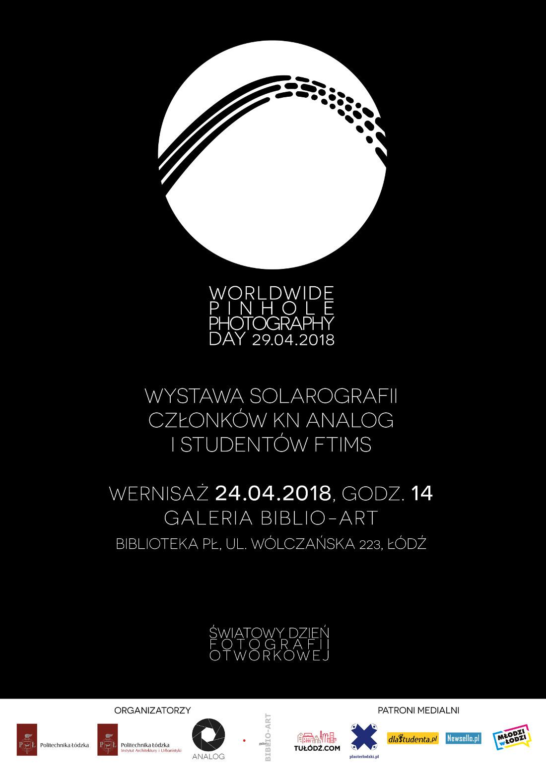 Wystawę będzie można odwiedzić w dniach 24.04.2018-3.05.2018.