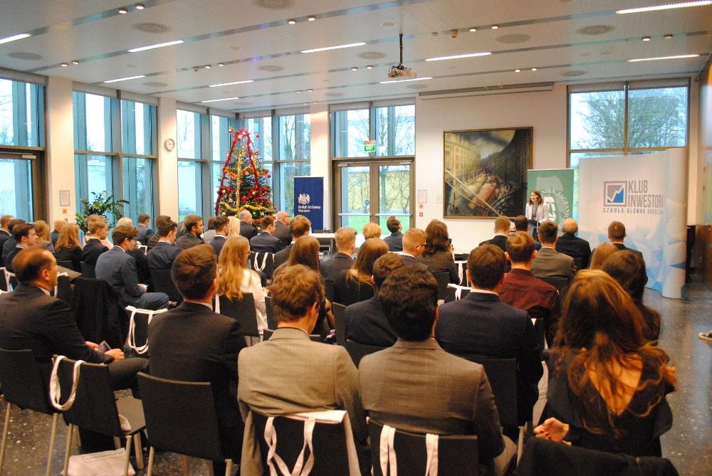 Konferencja odbyła się w Ambasadzie Brytyjskiej w Warszawie.