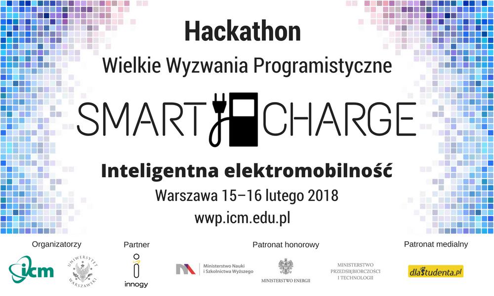 Wydarzenie organizowane jest przez ICM UW i innogy Polska.