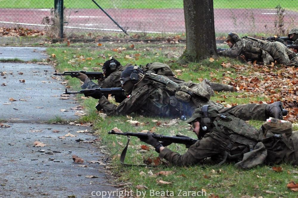 Legia Akademicka to projekt szkolenia wojskowego skierowany do studentów.
