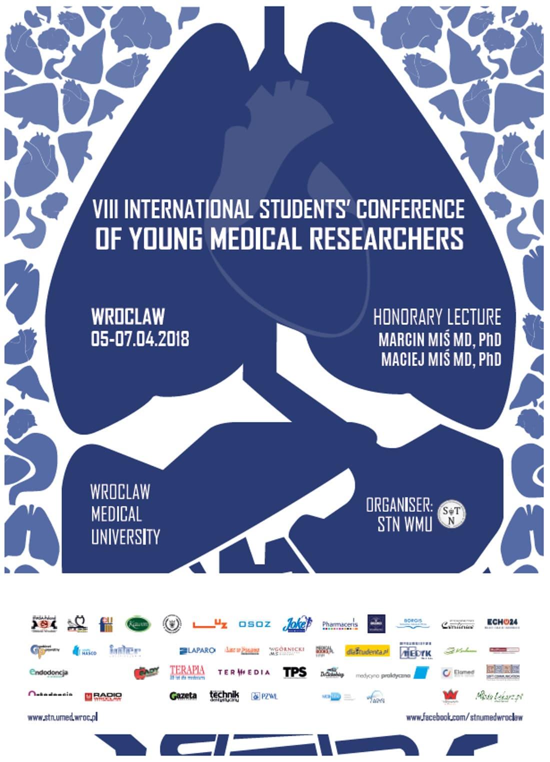 Konferencja odbędzie się w dniach 5-7 kwietnia 2018 roku.