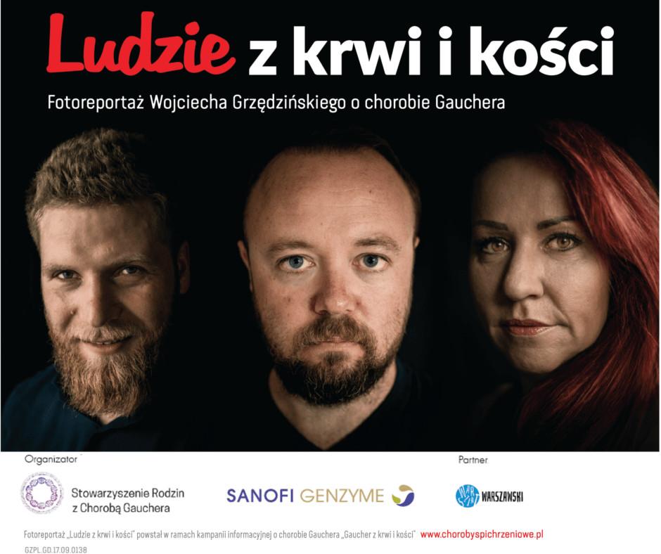 Poznaj ludzi, którzy zmieniają obraz życia z rzadką chorobą - październik miesiącem budowania świadomości o chorobie Gauchera