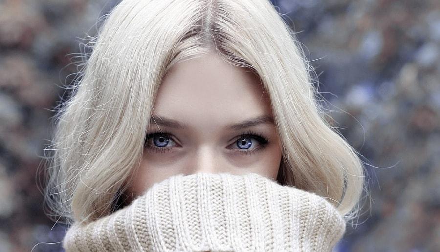 Sucha skóra zimą - są na to sposoby!
