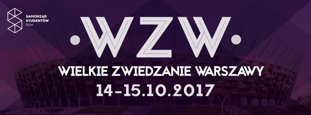 Zwiedzaj stolicę Polski wraz z Samorządem Studentów SGH.