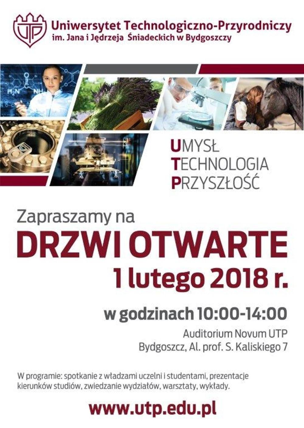 Wydarzenie odbędzie się 1 lutego 2018 roku w godzinach 10:00-14:00.