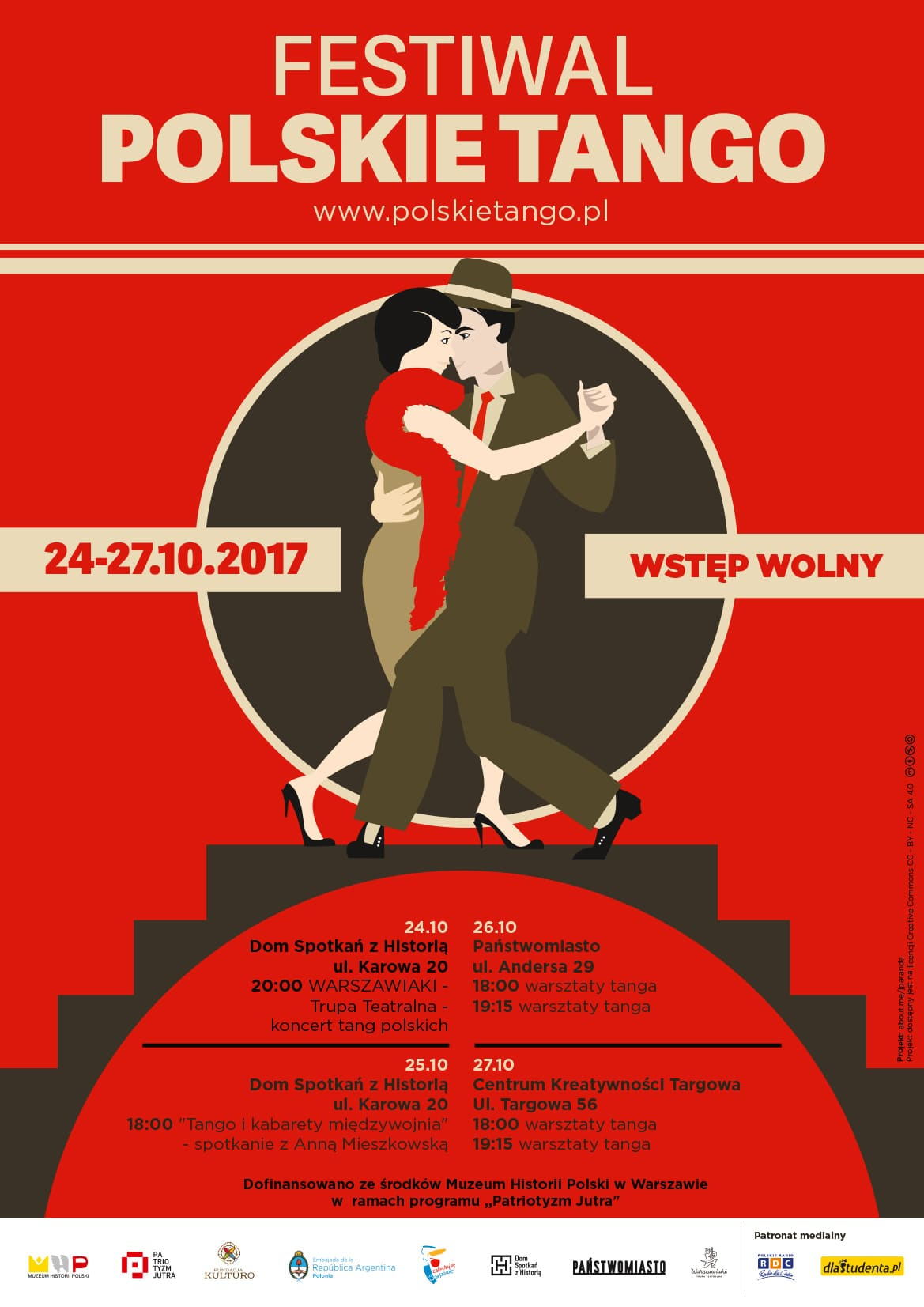Festiwal Polskie Tango już niebawem!
