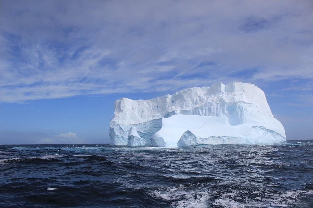 Ogromna góra lodowa oderwała się od Larsena