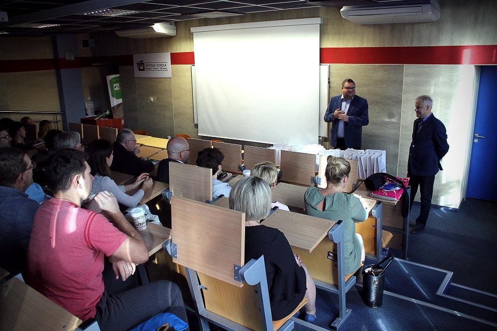 Jest to inicjatywa skierowana do nauczycieli masażu ze szkół z całej Polski.