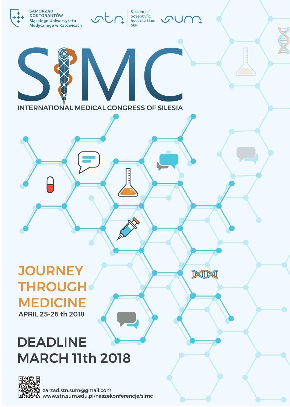 Konferencja odbędzie się 25-26 kwietnia 2018 roku, w Katowicach-Ligocie, ul. Medyków 18.