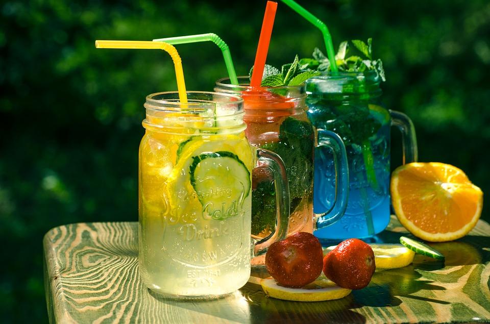 orzeźwiające napoje