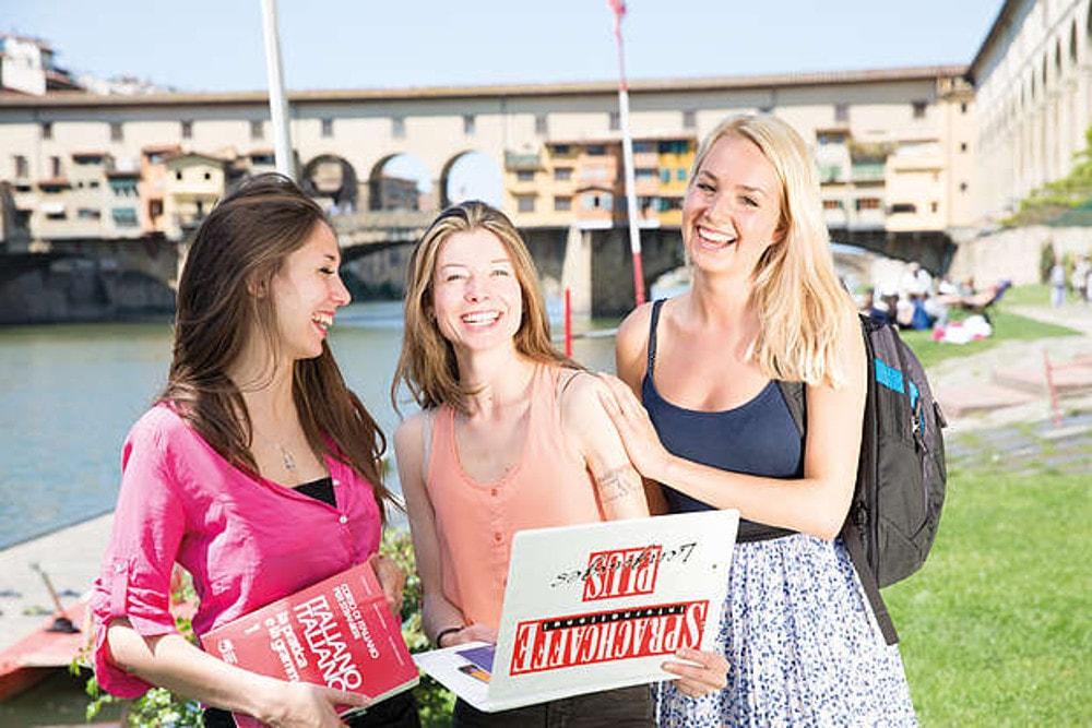 Sprachcaffe to szkoła językowa, która organizuje kursy języka włoskiego we Włoszech.