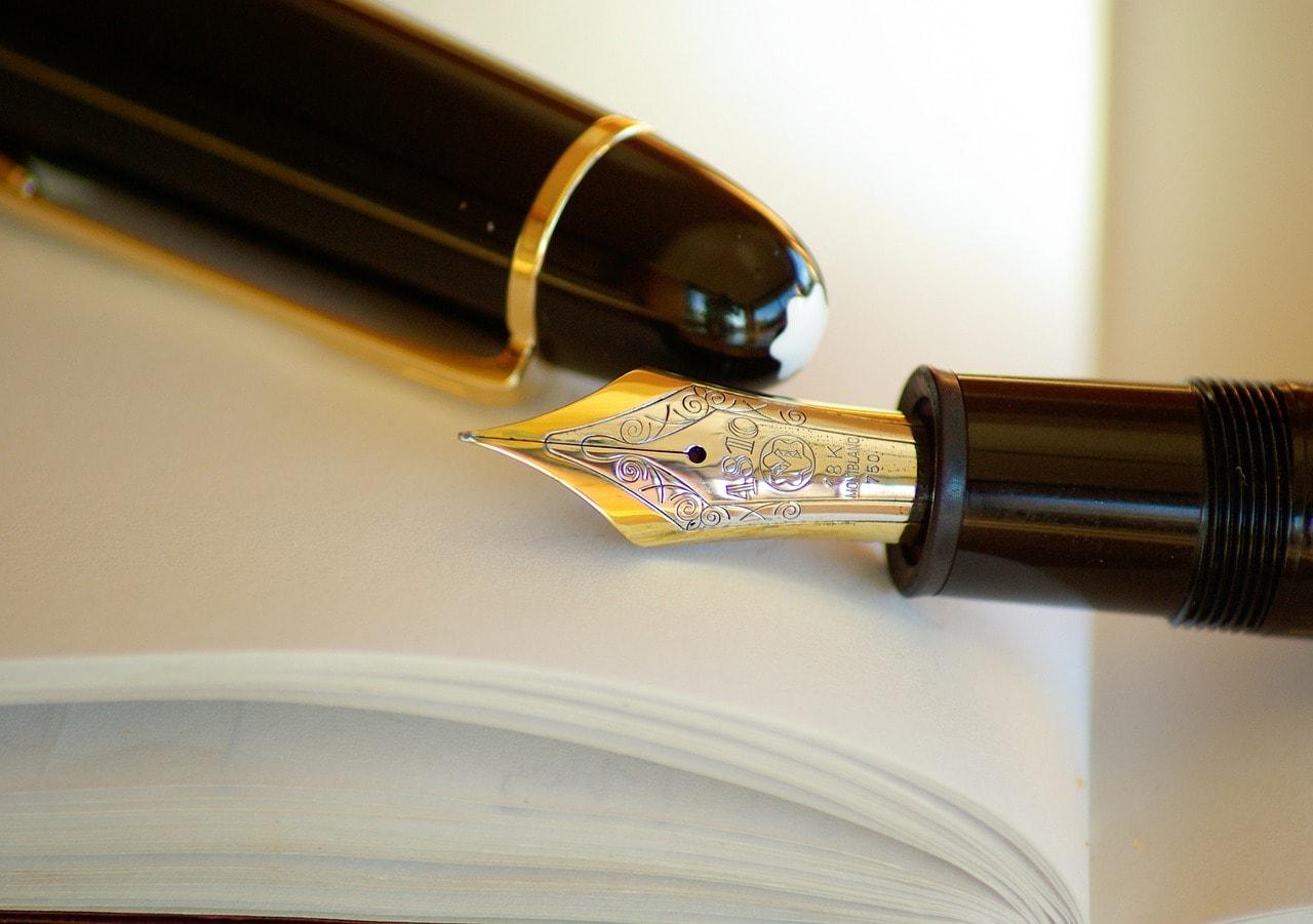 Rozpoczęcie pisania jest najtrudniejsze przy całej pracy dyplomowej.