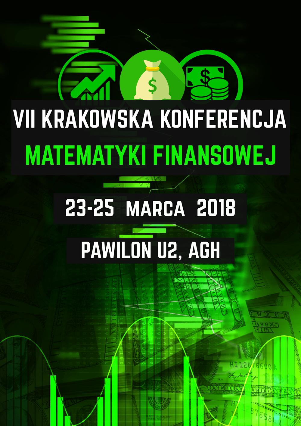 Konferencja odbędzie się w dniach 23-25 marca 2018 roku.