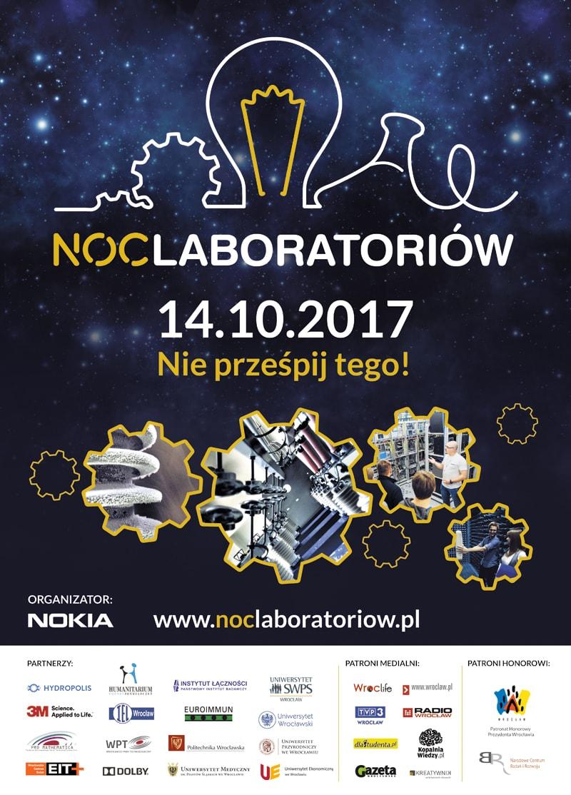 Noc Laboratoriów