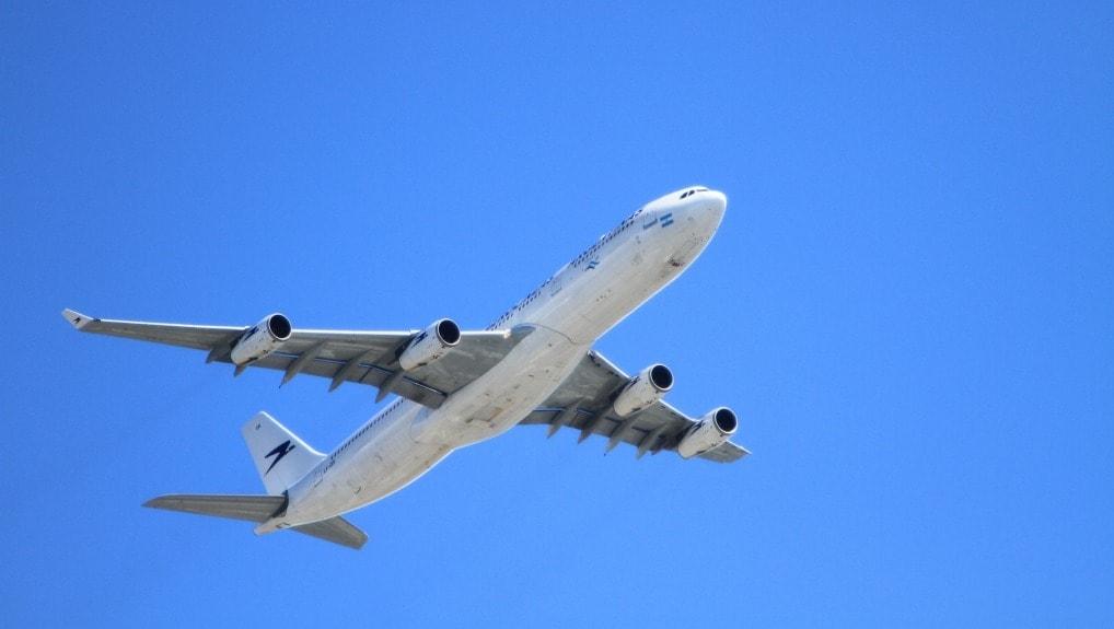 Podmuch samolotu zabił turystkę na Karaibach