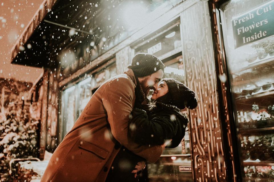 Dlaczego całowanie jest takie dobre?