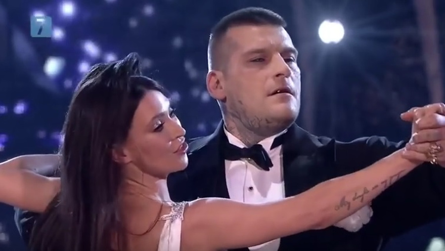 Popek i Janja Lesar