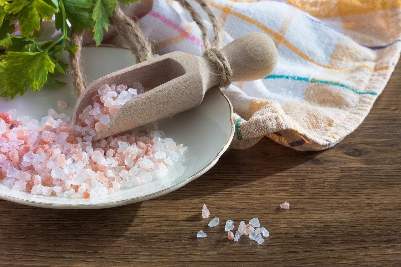 Różowa sól himalajska - co to takiego?