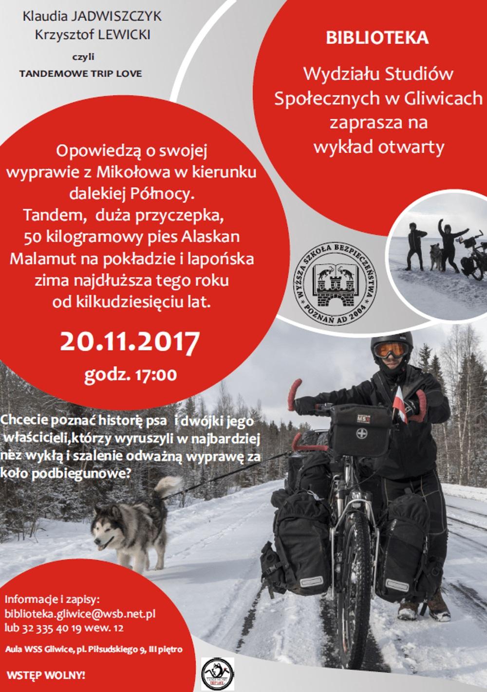 Poznaj historię psa Kadlooka i dwójki jego właścicieli 20 listopada 2017 roku.