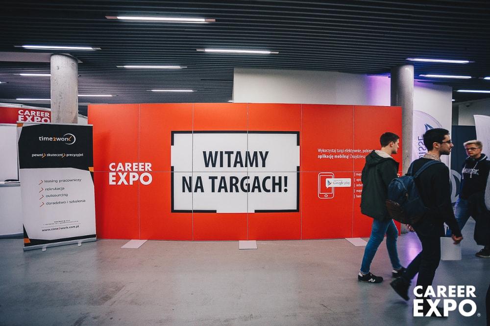 Rekordowa frekwencja na targach pracy Career EXPO
