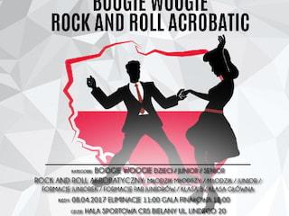 Mistrzostwa Polski w Boogie Woogie i Rock and Rollu akrobatycznym już niebawem! - Mistrzostwa Polski w Boogie Woogie i Rock and Rollu akrobatycznym, turniej tańca, taniec, kurs tańca