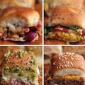 4 przepisy na mini burgery. Rewelacyjny filmik instrukta�owy! [WIDEO] - jak zrobi� burgera, przepis na burgera, tasty filmik
