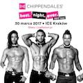 CHIPPENDALES wracają do Polski! Poznajcie szczegóły gorącego show! [18+] - Chippendales w Polsce, Chippendales Kraków, Chi