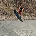 Boom na wakeboarding. �wiczy� mo�na nie tylko nad morzem - wakeboarding, Wawa Wake, przemys�aw kuc