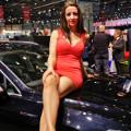 Dziewczyny salonu Geneva Motor Show 2015 [ZDJ�CIA] - dziewczyny i samochody, geneva motor show 2015, hostessy