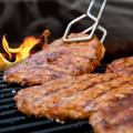 Zdrowe potrawy z grilla - grill, zdrowe potrawy z grilla, jedzenie na �wie�ym powietrzu, potrawy z grilla
