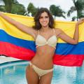 Paulina Vega, 22-letnia studentka, now� Miss Universe - Paulina Vega zdj�cia, miss universe, kolumbijki