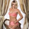 Britney Spears reklamuje swoj� bielizn� - britney spears bielizna moda trendy kolekcja romance
