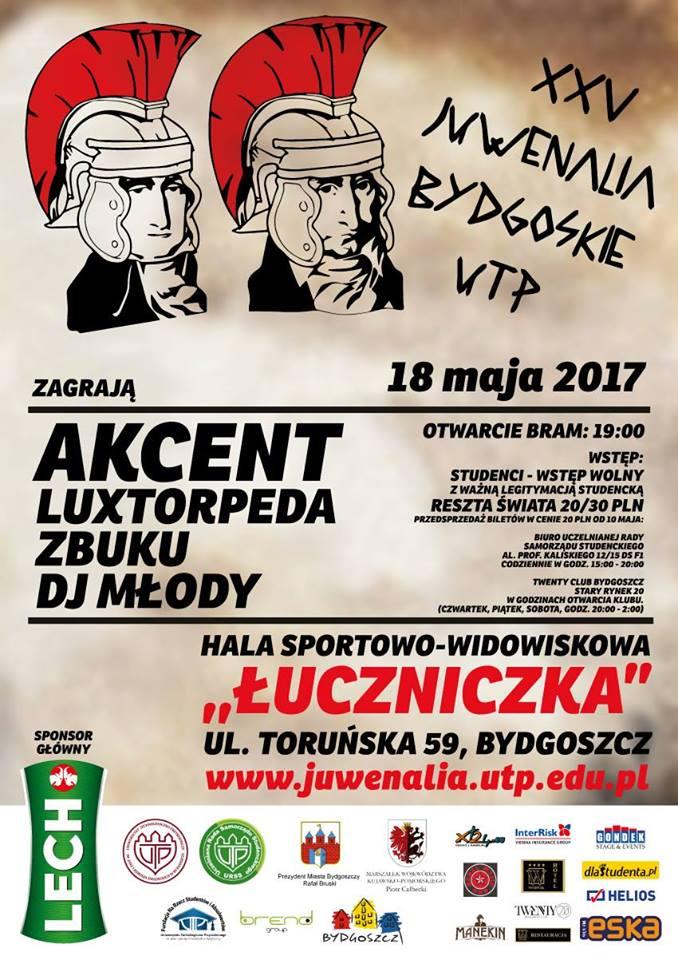 Juwenalia Bydgoskie UTP 2017